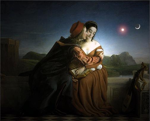 Francesca da Rimini by William Dyce1