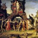 Mantegna Mars and Venus Parnassus