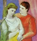 Pablo Picasso - Lovers