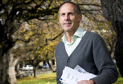 Bob Brown, Australia's Greens Leader