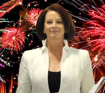 Julia Gillard Australia's Prime Minister