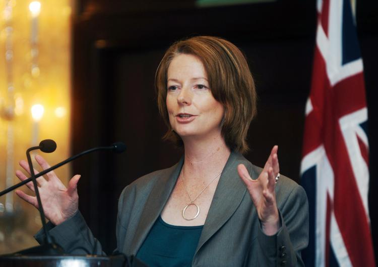 Julia Gillard's Astrology
