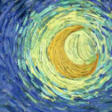 Sun-Van-Gogh