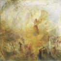 Turner, Angel Standing in Sun 1846 Bright