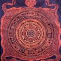 New Moon Tibetan Mandala