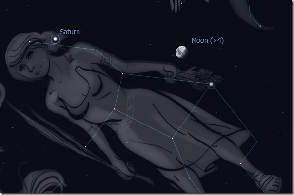 24 MAY MOON SPICA SATURN