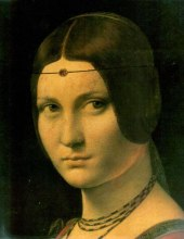 Belle Felloriene by Leonardo