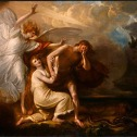 The_Expulsion_of_Adam_and_Eve_from_Paradise_1791 Benjamin West