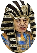 Mubarak, the last Egyptian Pharaoh