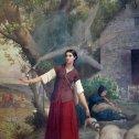 Joan of Arc by Jules Eugene Lenepveu 1889
