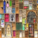 Doors by Colin Thompson