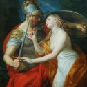 Allegory of Peace by Batoni