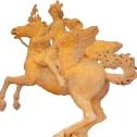 Hermes on Pegasus Paris edited