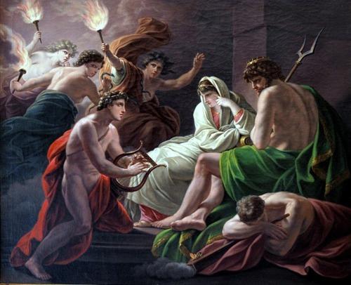 Janos Donat – Orpheus asks Hades andPersephone
