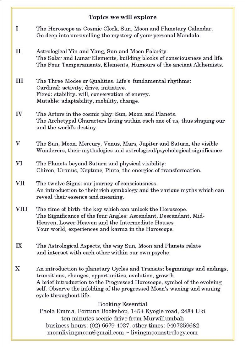 3 March 29 Workshops