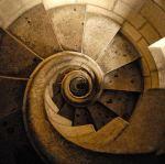 Sagrada Familia Staircase Barcelona