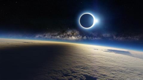 Solar Eclipse Antarctica 2014