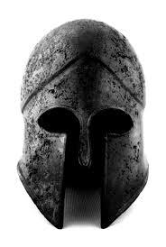 Ancient War Helmet