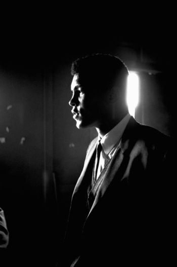 Muhammed Ali in Chicago 1966