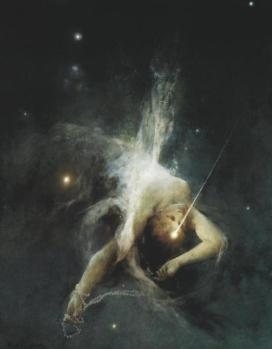 Witold Pruszkowsk Falling Star