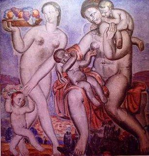 'La Joie de vivre' by Marcel Lenoir - 1920/21