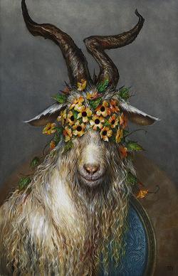 Hippy Capricorn