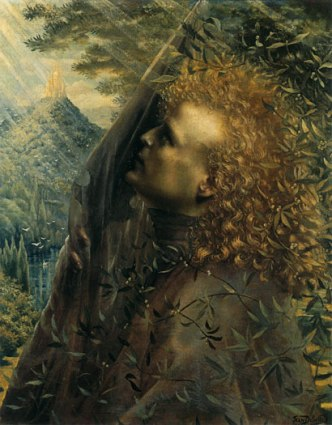 'Parsifal' by Jeanne Delville