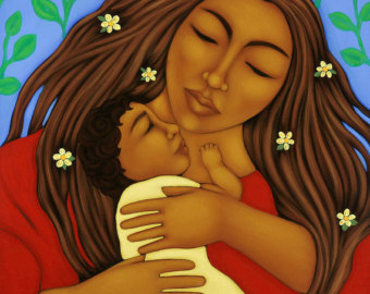mother-and-child-by-tamara-adams