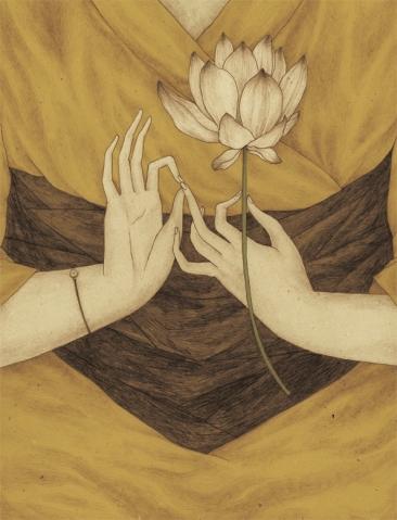 Artwork by Monica Barengo