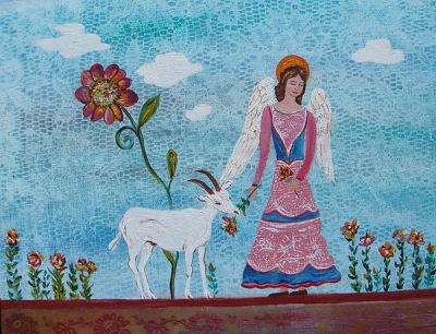 'Goat of Heaven' by Sarah Wharton