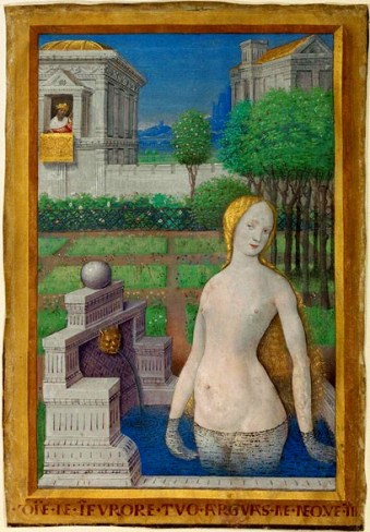 Anne of Brittany Queen of France Book of Hours - 1503-1508