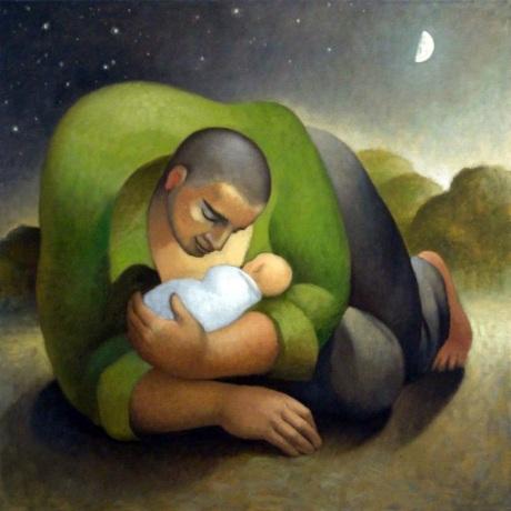 Artwork by Margarita Sikorskaia
