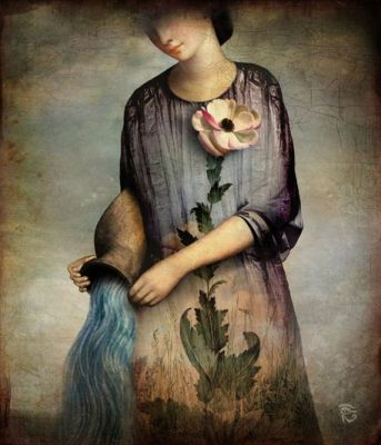 'Blooming Life' by Christian Schloe