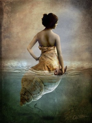 'Hear me calling' by digital artist Christian Schloe