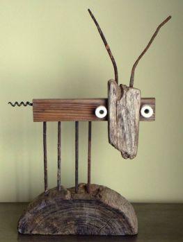 Goat sculpture by Oriol Cabrero
