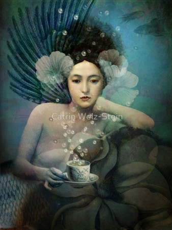'Under the Sea' by Catrin Welz Stein