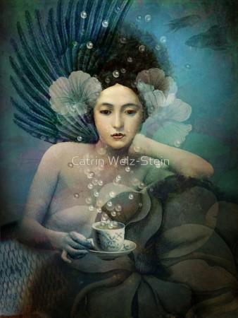 'Under the Sea' by Catrin Welz Stein