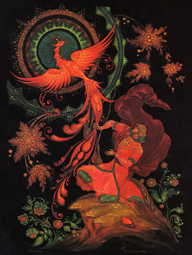 A Firebird Russian Fable