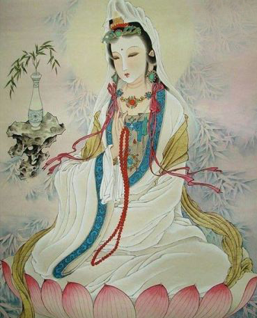 Kuan Yin, Goddess of Mercy