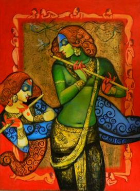 Magic Flute 'VIII' by Kishore Roy
