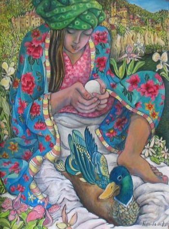 Artwork by Nerida de Jong