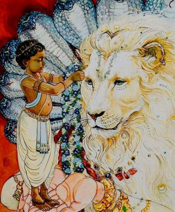 Narshimha Vishnu's Avatar