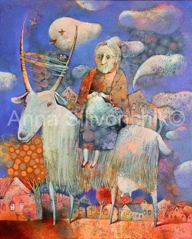 Artwork by Anna Silivonchik