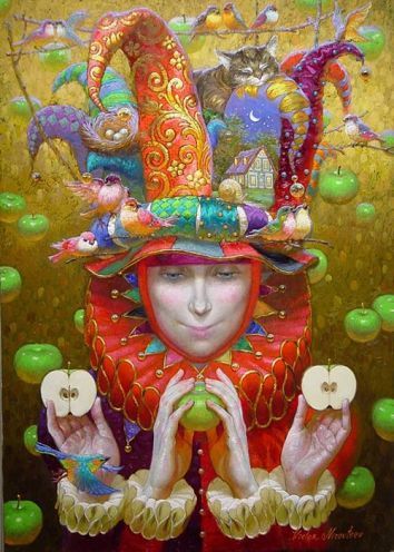 'Three Wishes' by Victor Nizovtsev