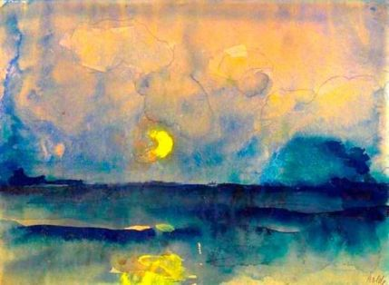 Artwork by Emil Nolde
