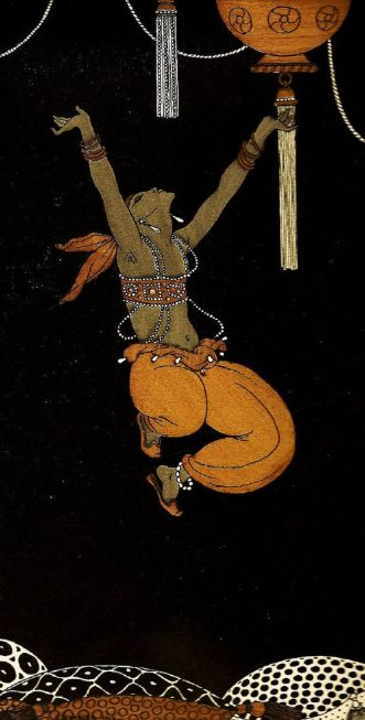 Artwork by Leon Bakst