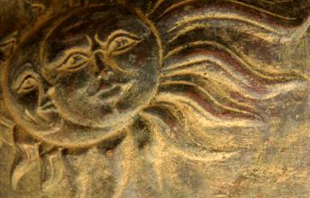 Eclipse ancient art