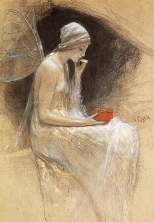 'Pandora' by Nicolas Gyzis