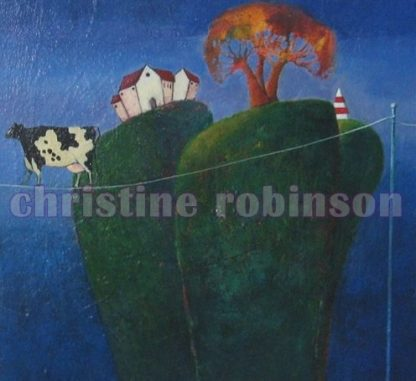 'A small question of balance' by Christine Robinson