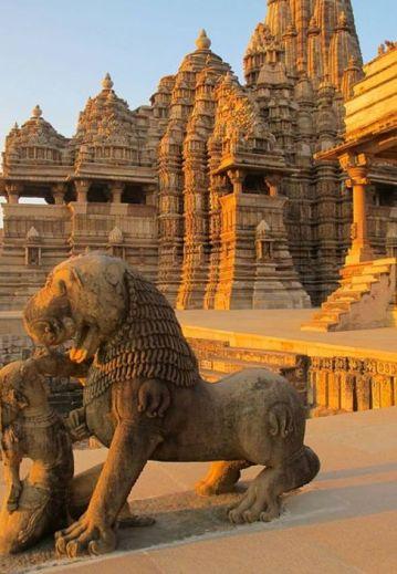 Khajuraho Temple - India